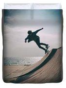 Skater Boy 007 Duvet Cover