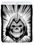 Skeletor Duvet Cover