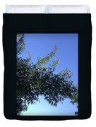 Skies Grass  Duvet Cover