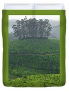 Skn 6550 From Tea's Perspective. Color Duvet Cover