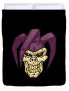 Skull 7 T-shirt Duvet Cover