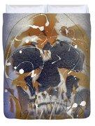 Skull #7 Duvet Cover