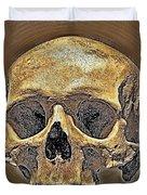 Skull. Duvet Cover
