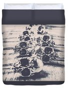 Skull Fashion Accessories  Duvet Cover