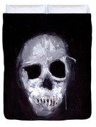 Skull II Duvet Cover