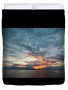Peaceful Sky #2 Duvet Cover