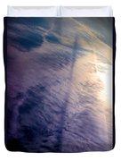 Sky Cross Duvet Cover