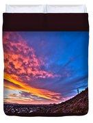 Sky Dream Duvet Cover