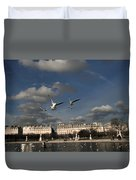 Sky Duvet Cover by Milan Mirkovic