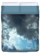 Sky Of Hope Duvet Cover