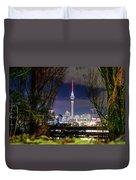 Sky Tower Duvet Cover