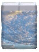 Sky Variation 43 Duvet Cover