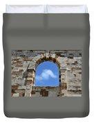 Sky Window Duvet Cover