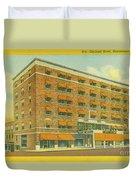 Skyland Hotel Duvet Cover