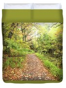 Skylands Trail H Duvet Cover