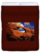 Skyline Arch Duvet Cover