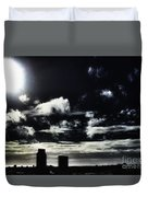 Skyline Duvet Cover