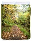 Skyline Trail P Duvet Cover