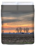 Sky's The Limit Duvet Cover
