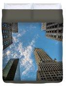 Skytops Manhattan Duvet Cover