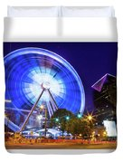 Skyview Atlanta Duvet Cover