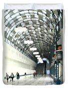 Skywalk Duvet Cover