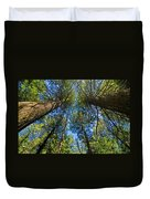 Skyward Duvet Cover by Gary Lengyel