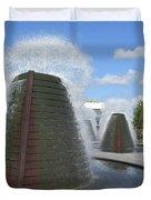 Skyward Water Duvet Cover