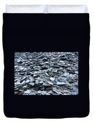 Slate Duvet Cover