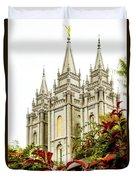 Slc Temple Angle Duvet Cover