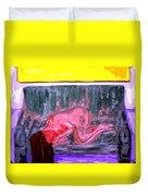 Sleeper 4 Duvet Cover