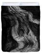 Sleeping Rocks Duvet Cover
