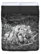Sleeping Tiger Duvet Cover