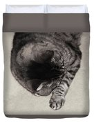 Sleepy Creature Duvet Cover