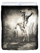 Sleepy Hollow Headless Horseman Duvet Cover