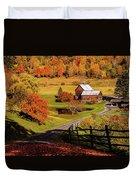 Sleepy Hollow - Pomfret Vermont-2 Duvet Cover
