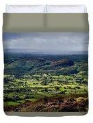 Slieve Gullion, Co. Armagh, Ireland Duvet Cover