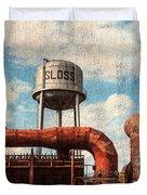 Sloss Duvet Cover