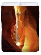 Slot Canyon Light Duvet Cover