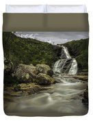 Slow Waters Duvet Cover