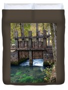 Sluce Gate Duvet Cover