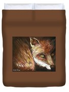 Sly Fox Duvet Cover