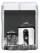 Small Bell Tower Duvet Cover