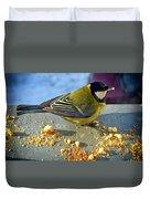 Small Bird Duvet Cover