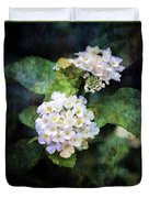 Small Blossoms 4948 Idp_2 Duvet Cover