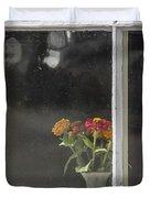 Small Bouquet Duvet Cover