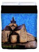 Small Church 1 Duvet Cover
