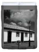 Small Cottage Duvet Cover