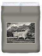 Small House Duvet Cover