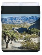 Small Joshua Tree Duvet Cover